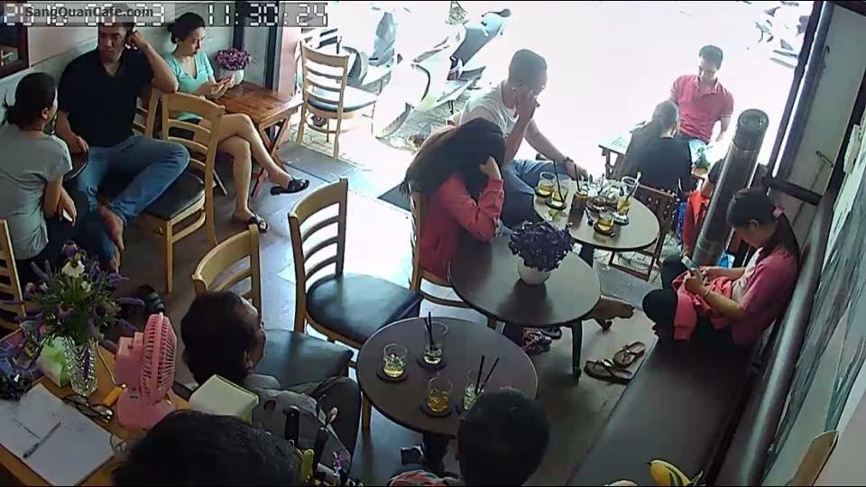 Sang nhượng mặt bằng kinh doanh Quán Cafe H2