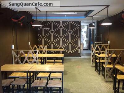 Sang nhượng mặt bằng quán cafe đẹp khu K 300