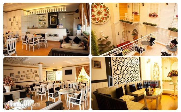 Sang nhượng nhà hàng cafe 103 Võ Văn Tần, Q.3