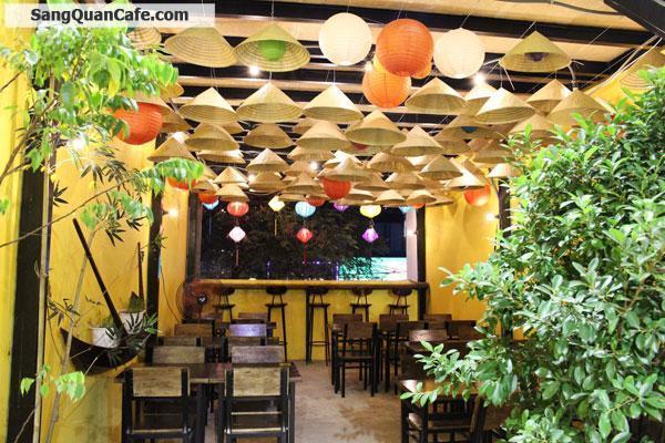 Sang Nhà hàng Cafe MT đường D2 Siêu Hot