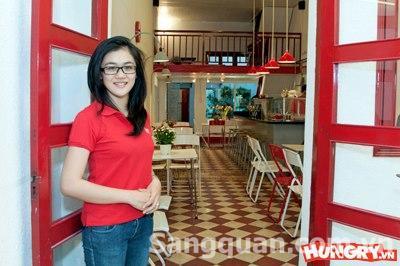 Sang quán nhà hàng - cafe đường Lý Chính Thắng