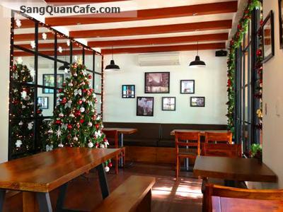 Sang nhượng nhà hàng - cafe ở khu Nam Sài Gòn, Phú Mỹ Hưng