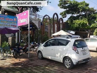 Sang nhượng quán cafe  sân vườn  Bình Dương
