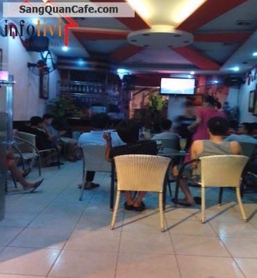 Sang nhượng quán cafe-bóng đá tại 224H Bạch Mai, Hai Bà Trưng, Hà Nội