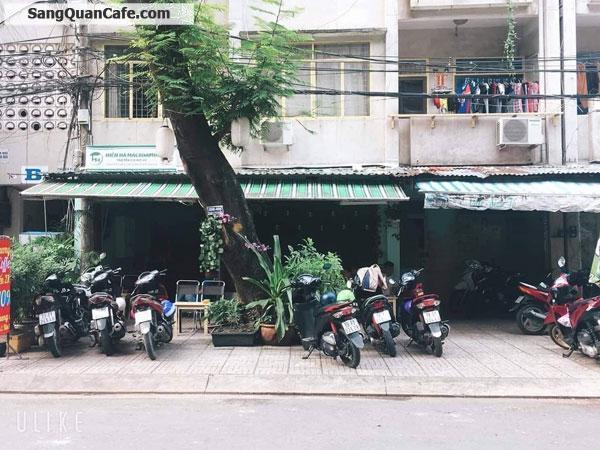 Sang nhượng quán Cafe đang hoạt động tốt Quận Tân Phú.