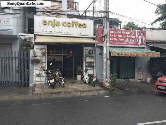 Sang nhượng quán cafe đường Hàn Thuyên