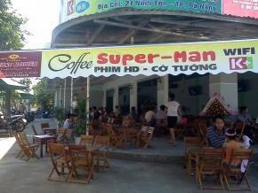 Sang gấp quán cafe  Tại Đà Nẵng