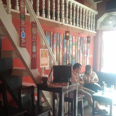 Sang nhượng quán cafe mặt phố số 29 Hàng Giầy, Hoàn Kiếm, Hà Nội