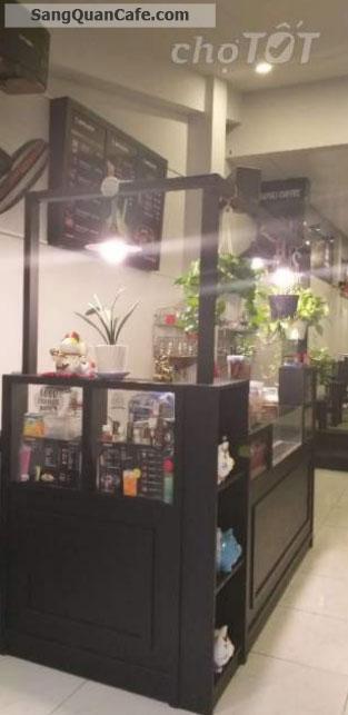 Sang nhượng quán cafe NAPOLI quận 6