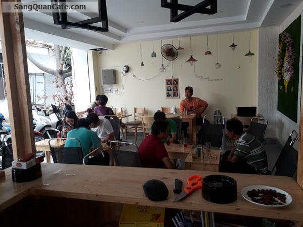 Sang nhượng quán cafe ngay trung tâm Gò Vấp.
