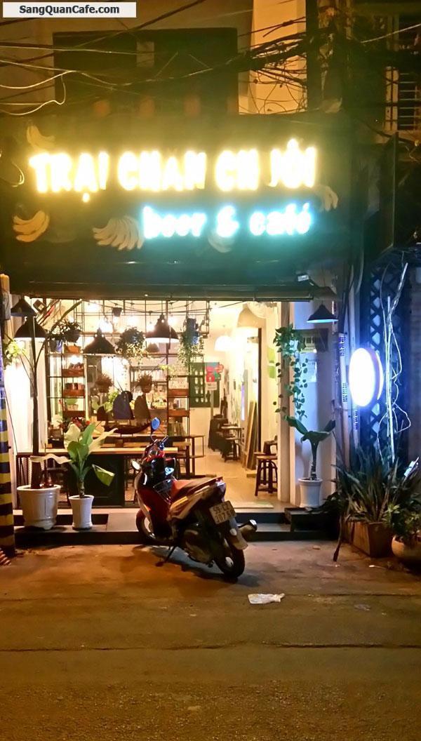 Sang nhượng quán cafe Nguyễn Thị Mình Khai, Q.1