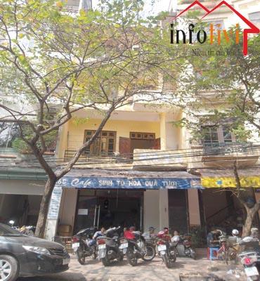 Sang nhượng quán cafe phố Phùng Hưng nhà số 16C, Hoàn Kiếm, Hà Nội