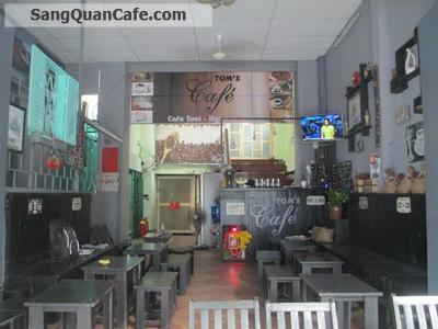 Sang nhượng quán cafe quận 4