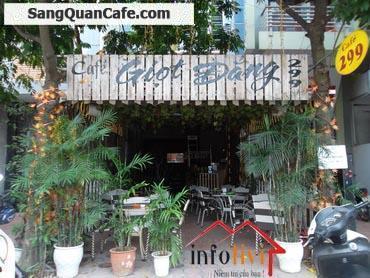 Sang quán cafe Trần Quốc Hoàn, Hà Nội