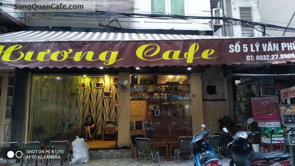 Sang nhượng quán Cafe tại số 5 Lý Văn Phức, Đống Đa, Hà Nội