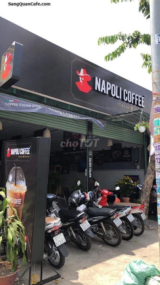 Sang nhượng quán Cafe thương hiệu Napoli