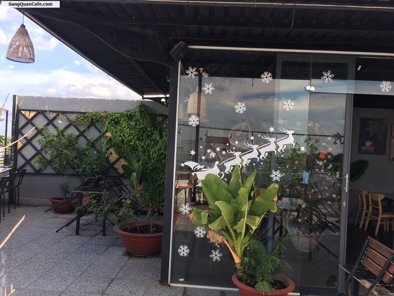 Sang nhượng quán cafe trung tâm Cần Đước, Long An