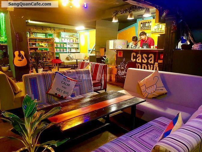 Sang nhượng quán coffee đường Tú Xương Quận 3