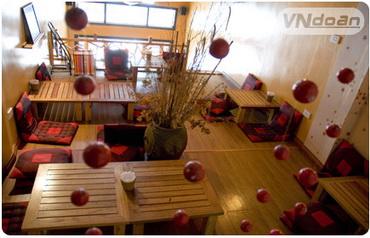 Sang nhượng quán trà, cafe Thủy Mộc Đống Đa, Hà Nội