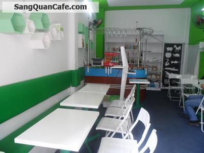 Sang nội thất quán cafe quận Tân Bình