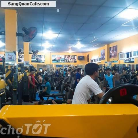 Sang phòng gym 147 Đông hưng Thuận 2, P. Đông hưng Thuận, Quận 12