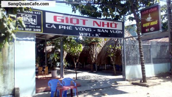 Sang quán cafe Chòi- Võng mặt tiền đường Võ Thị Sáu
