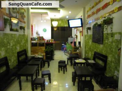 Sang quán cafe gấp quận Tân Phú