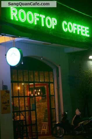 Sang quán Rooftop Coffee quận Tân Bình