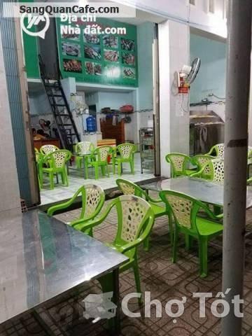 Sang quán ăn cafe ở Thủ Khoa Huân, Thuận An, Bình Dương