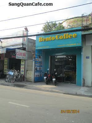Sang quán Bento coffee quận 12