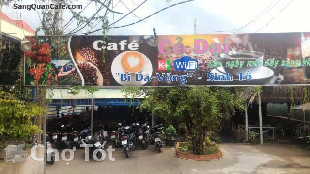 Sang quán bida cafe sân vườn