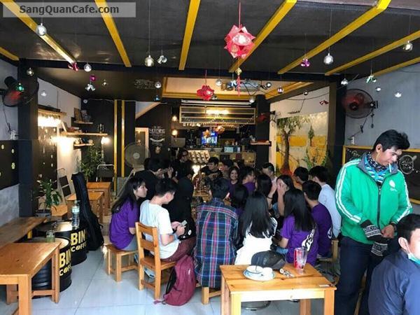 Sang quán BIN'S COFFEE quận Phú Nhuận