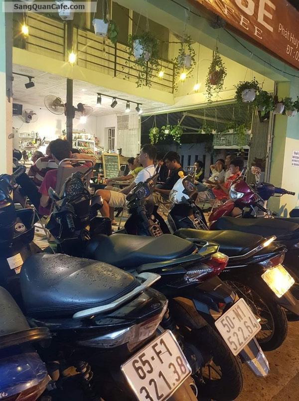 Sang quán cà phê 2 mặt tiền - quận Bình Tân