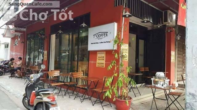 Sang quán cà phê 2 mặt tiền quận Tân Phú