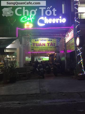 Sang quán cà phê bất động sản mỹ Phước 1