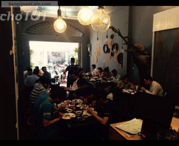 Sang quán cà phê đường Cộng Hòa gần tòa nhà FE CREDit