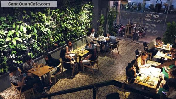 Sang quán cà phê đường Tô Hiến Thành, 360m2