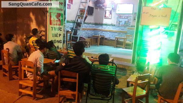 Sang quán cafe ghế gỗ Bình Dương