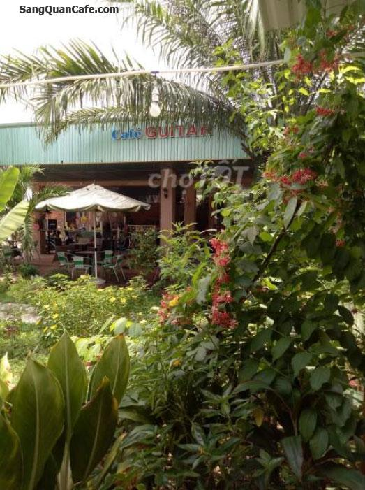 Sang quán Cà phê Guitar - P3, TP Tây Ninh