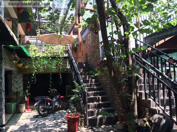 Sang quán cà phê Hạnh Dương, mặt tiền Thống Nhất
