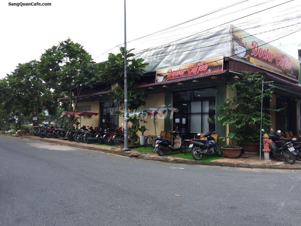 Sang quán cà phê. Khu dân cư An Khánh