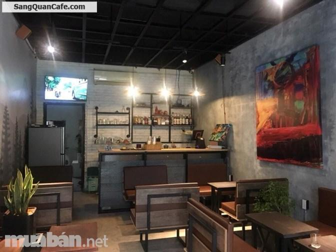 Sang quán cafe khu văn phòng quận 3