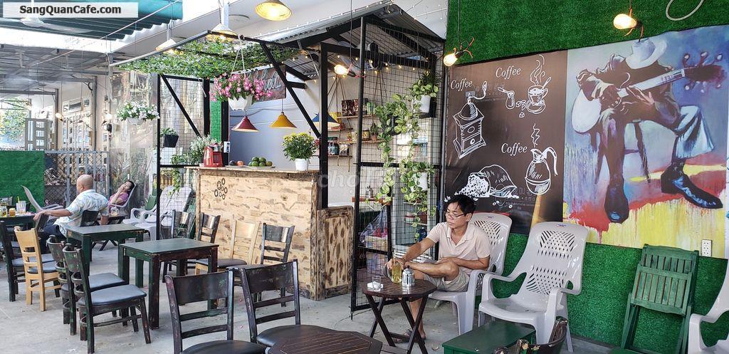 Sang quán cà phê mới ngay góc 2 MT
