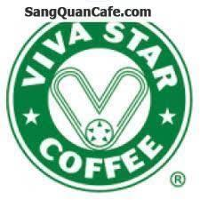 Sang quán cà phê nhượng quyền thương hiệu Viva Star Coffee.