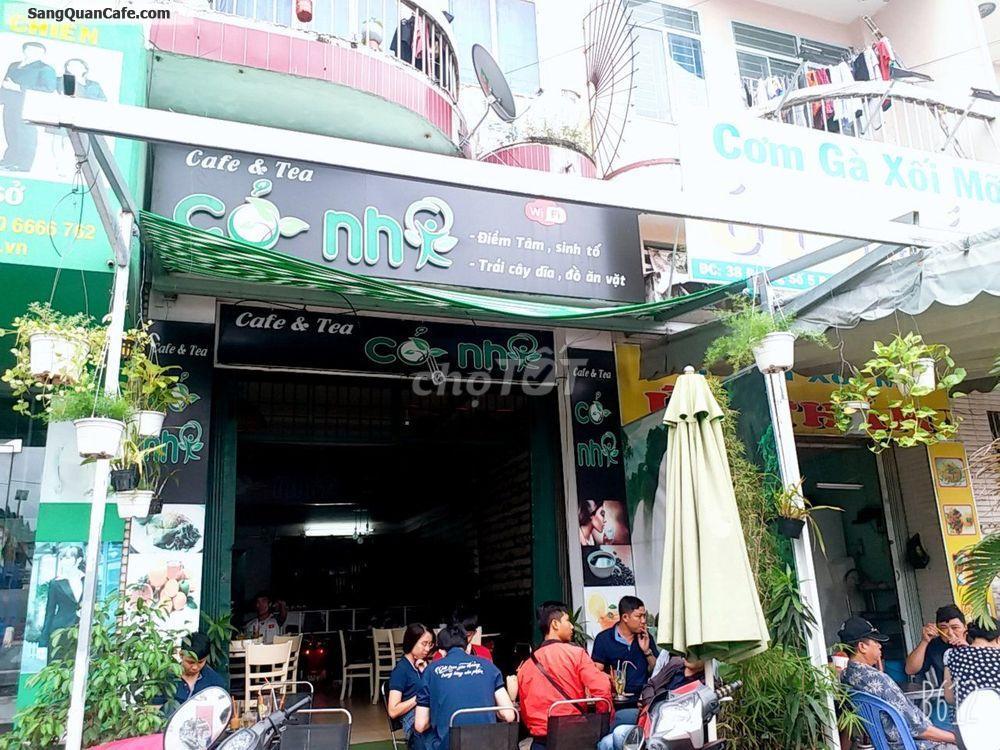Sang quán cà phê Quận 8 rộng 45m²