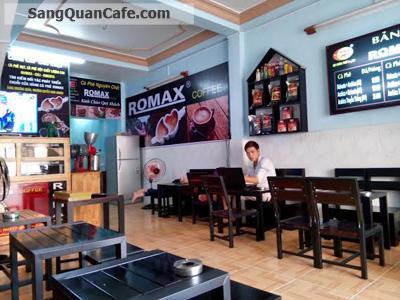 Sang quán cà phê Rang Xay thương hiệu Romax