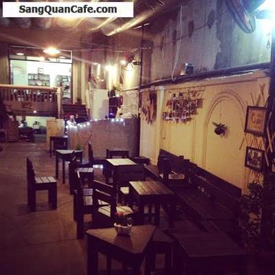 Sang quán cà phê Vitamin Cafe quận Tân Bình