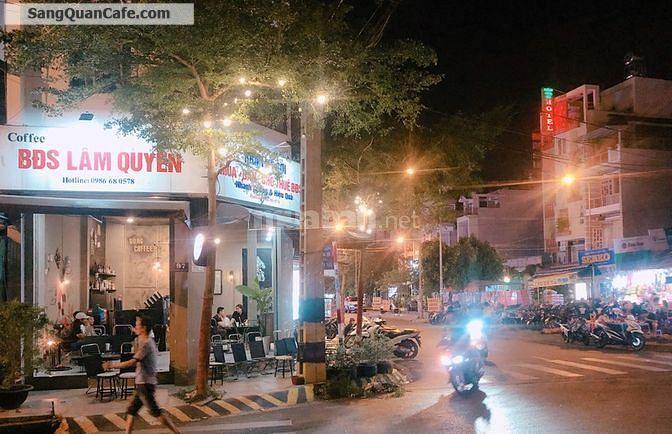 Sáng quán càe Góc 2 mặt tiền quận Tân Phú