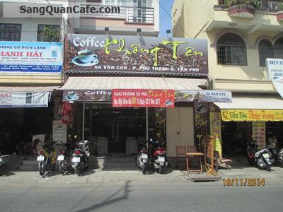 Sang quán caf máy lạnh  quận Tân phú