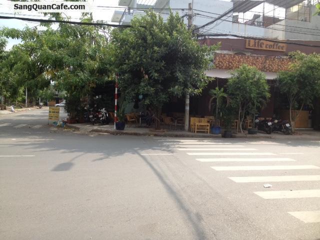 Sang quán cafe  2 mặt tiền ( KCN Tân Bình )